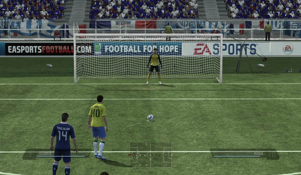 FIFA - Penalty Screenshot