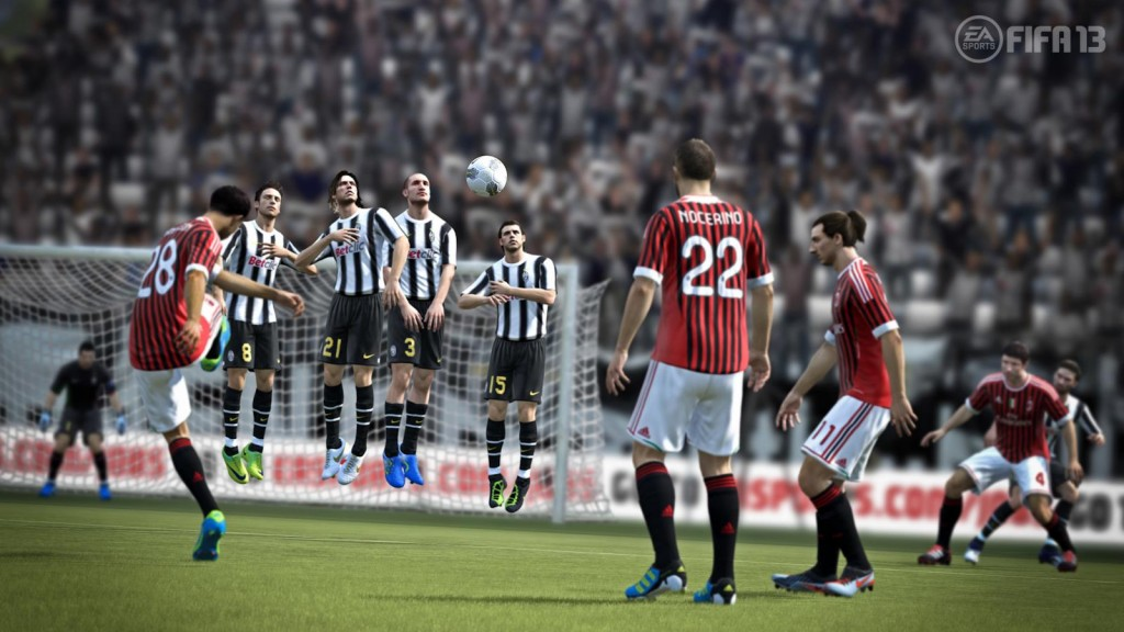 FIFA 13 Screenshot 8