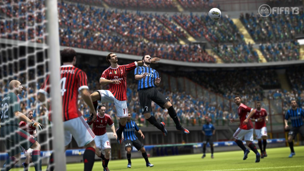 FIFA 13 Screenshot 9