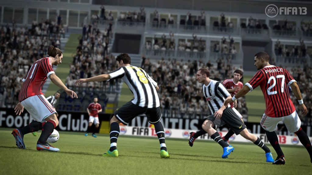 FIFA 13 Screenshot 2