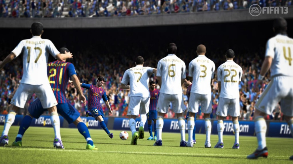 FIFA 13 Screenshot 11