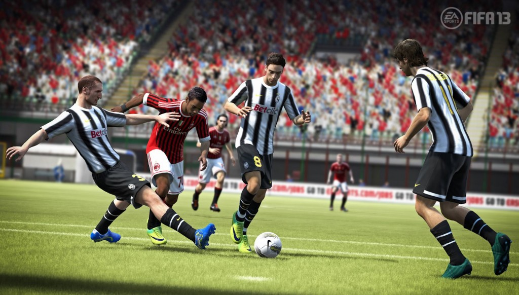 FIFA 13 Screenshot 16