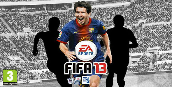 Covers Internacionais de FIFA 13
