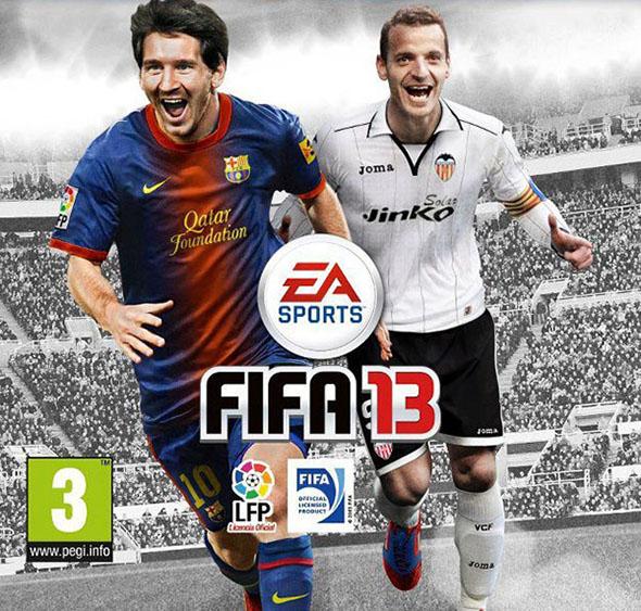 Covers Internacionais de FIFA 13 - Espanha