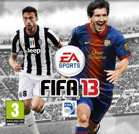 Covers Internacionais de FIFA 13 - Itália