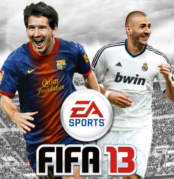 Covers Internacionais de FIFA 13 - França