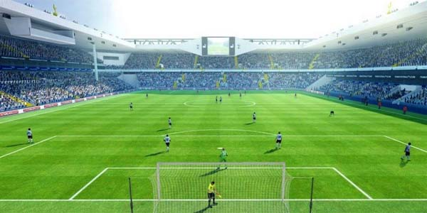 FIFA 13 Ultiamte Team Stadium