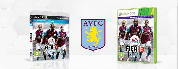 FIFA 13 Custom Club Covers - Aston Villa