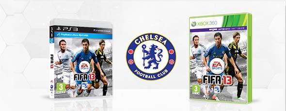 FIFA 13 Custom Club Covers - Chelsea