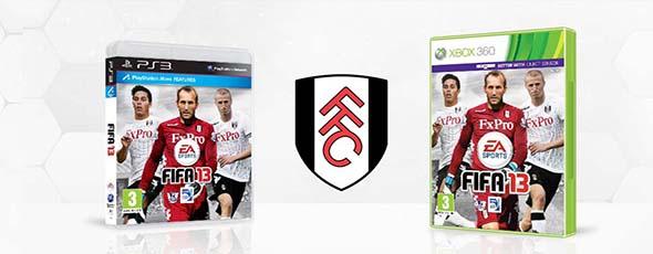 FIFA 13 Custom Club Covers - Fulham