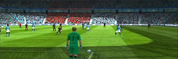 FIFA 13 Ultimate Team Review - GamePlay