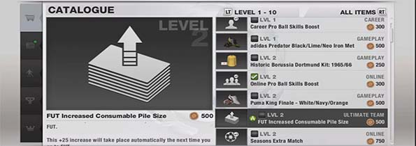 FIFA 13 Ultimate Team Review - EASFC Items