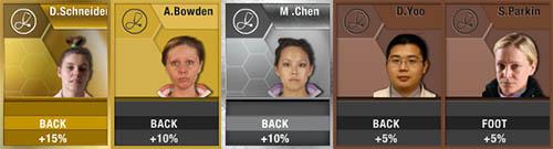 FIFA 13 Ultimate Team Staff - Physio