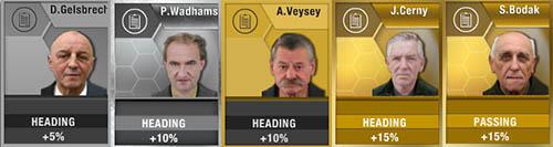 FIFA 13 Ultimate Team - Treinadores de Campo