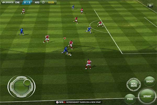 FIFA 13 Ultimate Team for iOS - FAQ