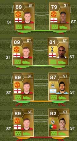 Guia de Química para FIFA 13 Ultimate Team - Ligações