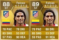 FIFA 13 Ultimate Team - Upgrade de Jogadores (Falcão UP)