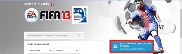 FIFA 13 - EA Support Center