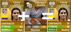 FIFA 13 Ultimate Team - Consumíveis - carta de desenvolvimento