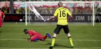 Next-Gen FIFA 14 Gameplay Video