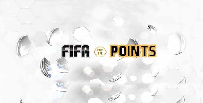 Onde estão os meus FIFA Points ?
