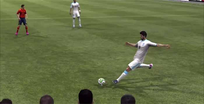 FIFA 13 Remake - Livre de Luis Suarez