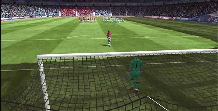 Melhore os Seus Penalties em FIFA 13