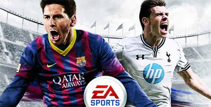 Quem está na Capa Inglesa de FIFA 14 ?