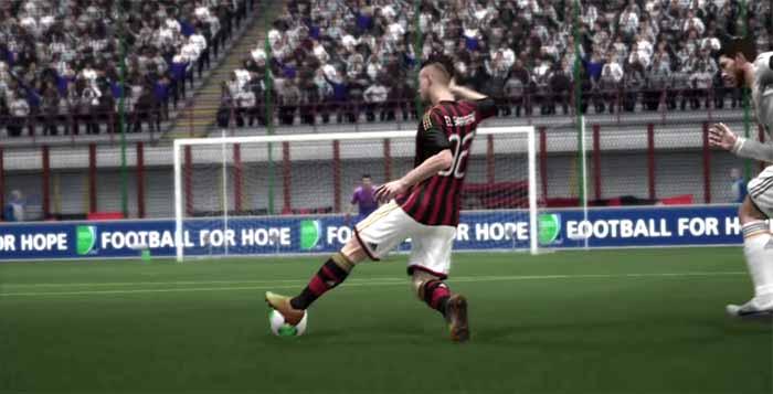 Melhores golos de FIFA 13 marcados em julho de 2013