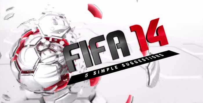EA Sports Seguiu as Nossas Recomendações para FIFA 14 Ultimate Team