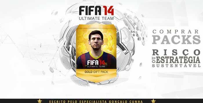 Packs do FIFA Ultimate Team: Risco ou Estratégia Sustentável?