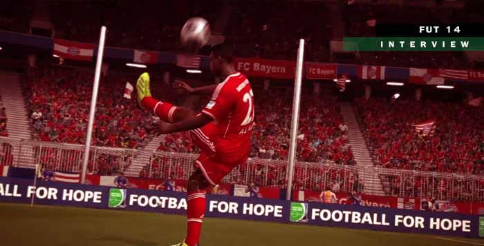 Marcel Kuhn, produtor de FIFA 14 Ultimate Team, Fala sobre o Novo Jogo