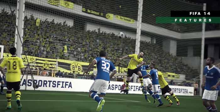 Caraterísticas de FIFA 14 - O que deve saber sobre FIFA 14