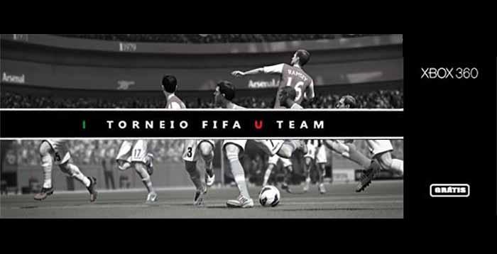 I Torneio FIFA U Team para XBox 360 - Regulamento e Resultados