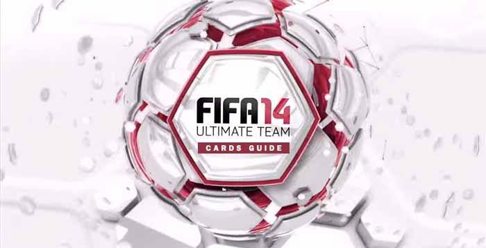 Cartas de FIFA 14 Ultimate Team Explicadas - Tipos, Categorias e Cores