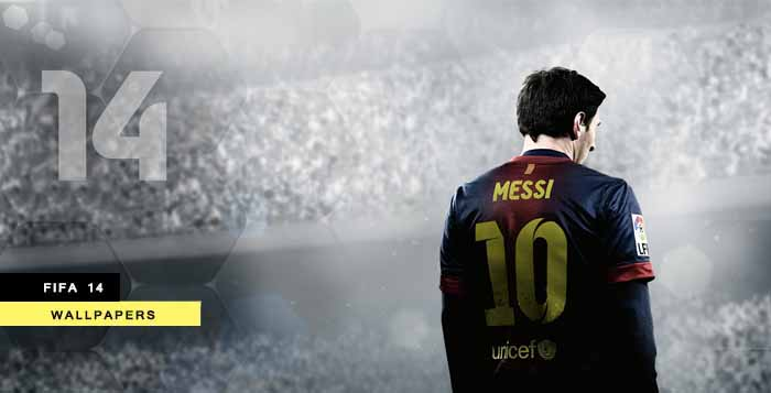 Wallpapers de FIFA 14 - Todos os Wallpapers Oficiais de FIFA 14 num Único Local