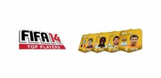 Os Melhores Jogadores de FIFA 14 Ultimate Team para cada Posição