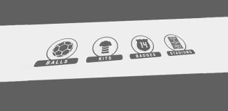 Itens de Clube para FIFA 14 Ultimate Team - Bolas, Equipamentos, Emblemas e Estádios