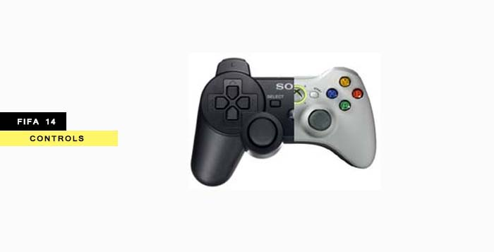 Controlos de FIFA 14 - Todos os comandos para a PS3 e XBox 360