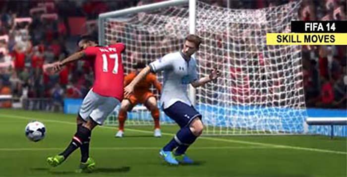 Movimentos Técnicos de FIFA 14 - Controlos e Videos Tutoriais