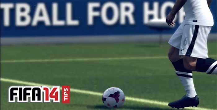 Dicas para FIFA 14: Como Correr Corretamente em FIFA 14