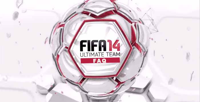 FIFA 14 Ultimate Team Frequently Asked Questions (FAQ)