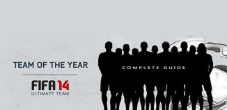 TOTY Explicado - Team of the Year de FIFA 14 Ultimate Team