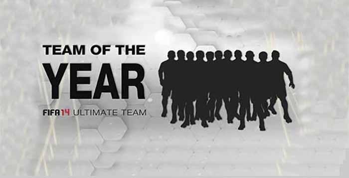 TOTY de FIFA 14 Ultimate Team