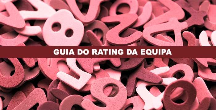 Guia do Rating da Equipa em FIFA 14 Ultimate Team - Cálculo e Dicas