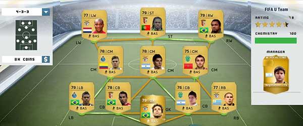Guia da Liga Portuguesa para FIFA 14 Ultimate Team