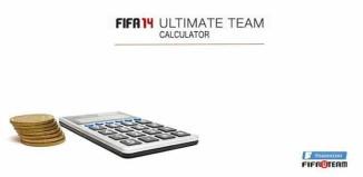 Calculadora FIFA 14 Ultimate Team