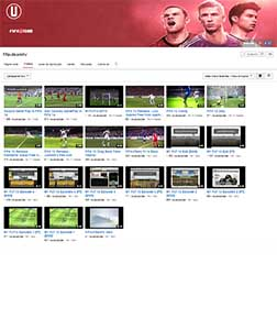 FIFA U Team YouTube Channel
