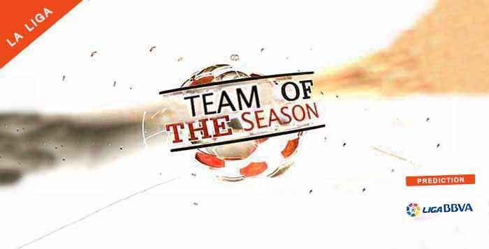 Previsão da TOTS da Liga BBVA em FIFA 14 Ultimate Team