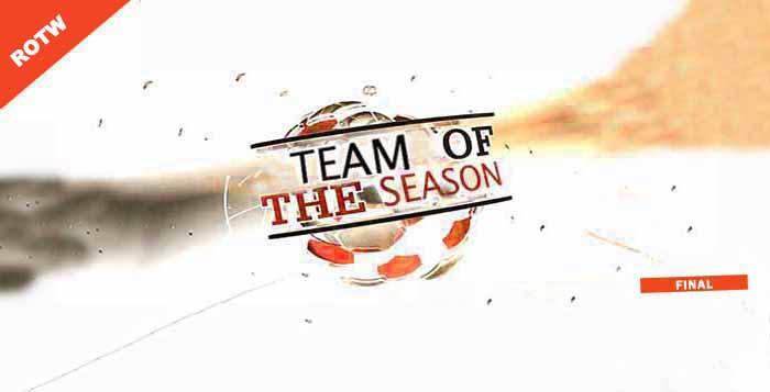 Team of the Season do Resto do Mundo (ROTW) em FUT 14